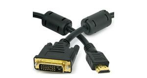 CABO HDMI X DVI 24+1 DIGITAL 3 METROS CHIP SCE 0188703