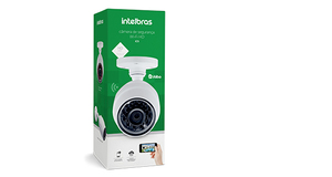 CAMERA IP INTELBRAS MIBO IC5