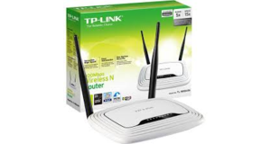 ROTEADOR WIRELESS TP-LINK 3 ANTENAS TL-WR845N 300MBPS