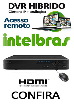 DVR Intelbras VD 3104